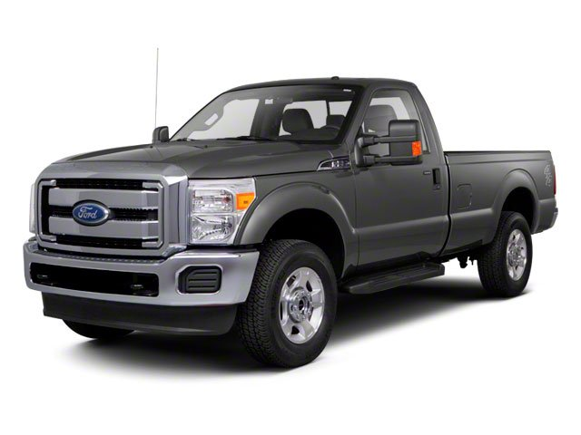 Pre-Owned 2012 Ford Super Duty F-250 SRW XL