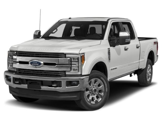 Pre-Owned 2019 Ford Super Duty F-350 SRW King Ranch