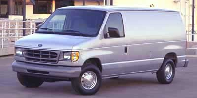 Pre-Owned 2002 Ford Econoline Cargo Van Recreational