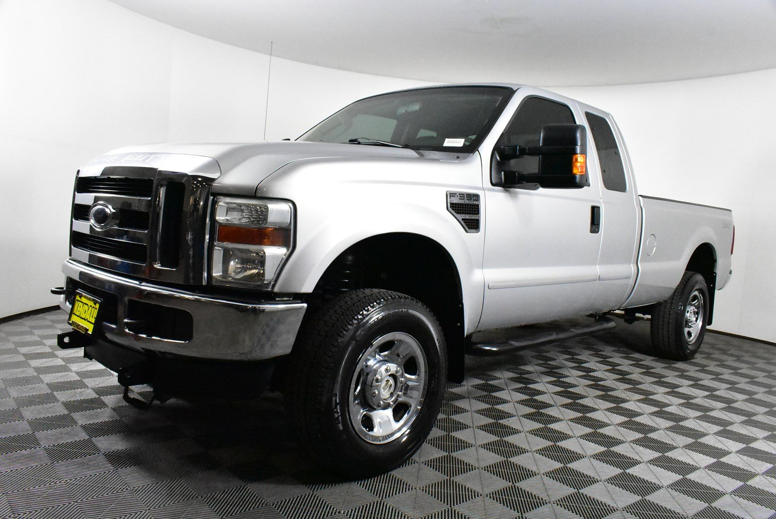 Pre-Owned 2009 Ford Super Duty F-350 SRW XLT