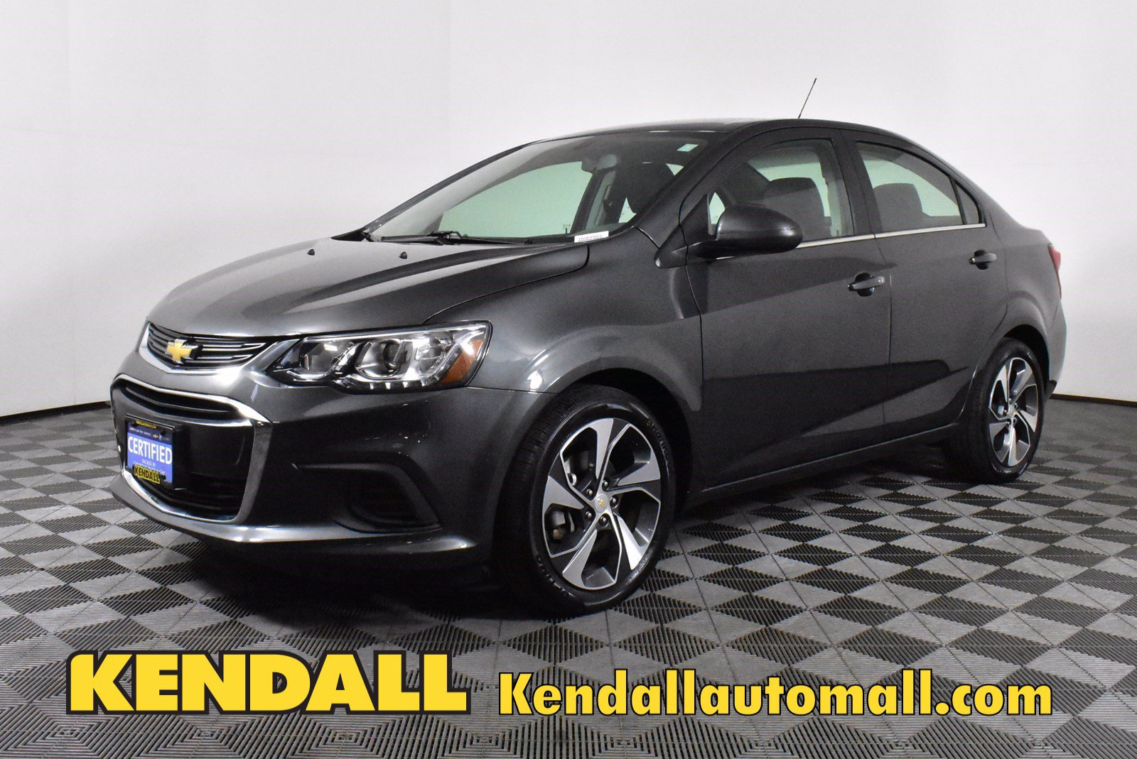 Certified Pre-Owned 2019 Chevrolet Sonic Premier