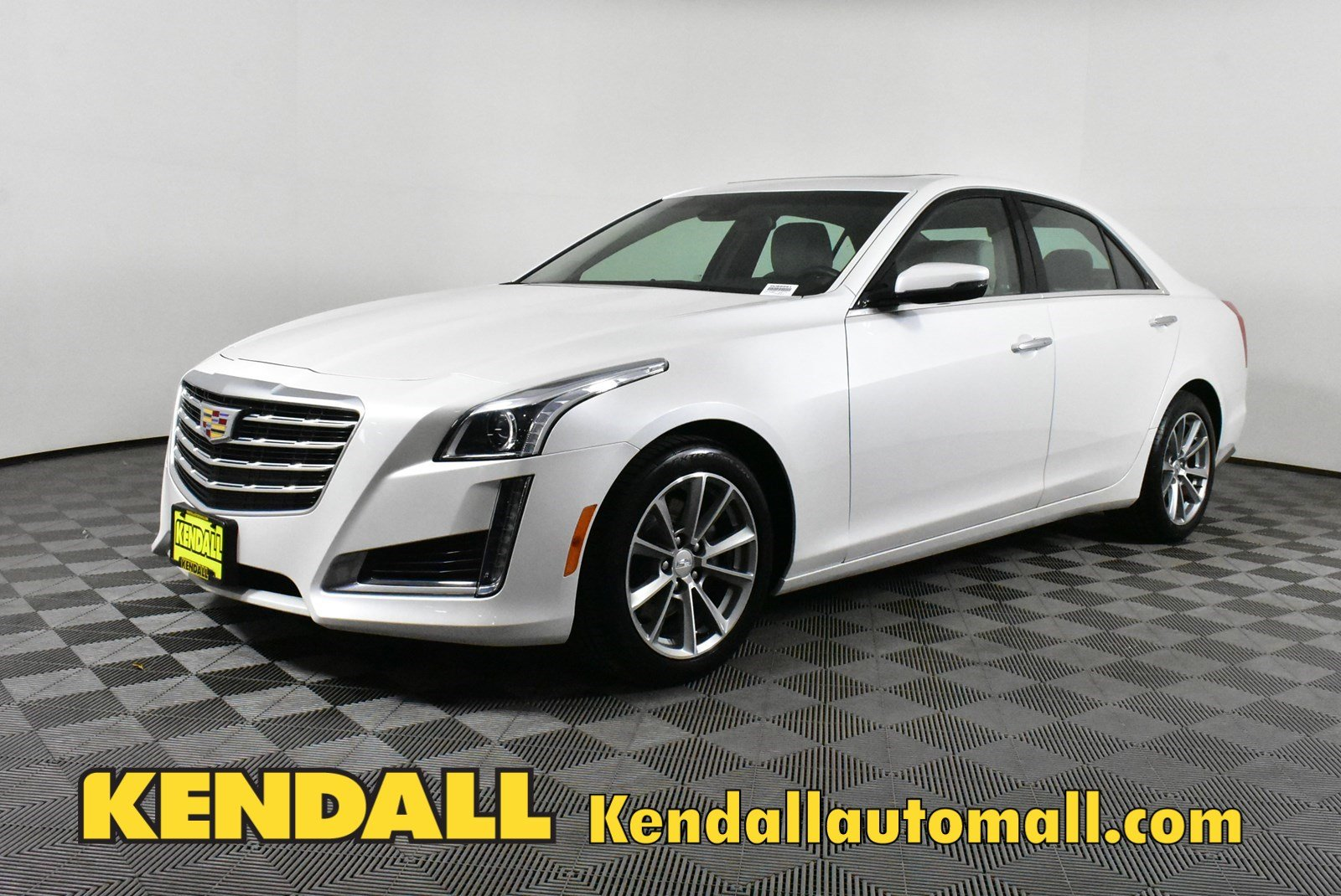 Certified Pre-Owned 2019 Cadillac CTS Sedan Luxury AWD