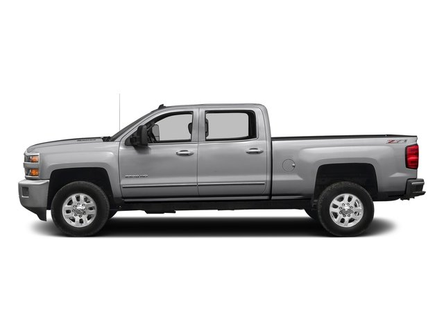 Certified Pre-Owned 2018 Chevrolet Silverado 2500HD LTZ4WD