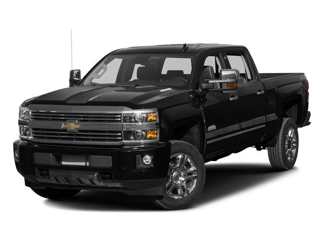 Pre-Owned 2016 Chevrolet Silverado 2500HD High Country4WD