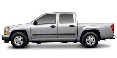 Pre-Owned 2005 Chevrolet Colorado 1SB LS Z85