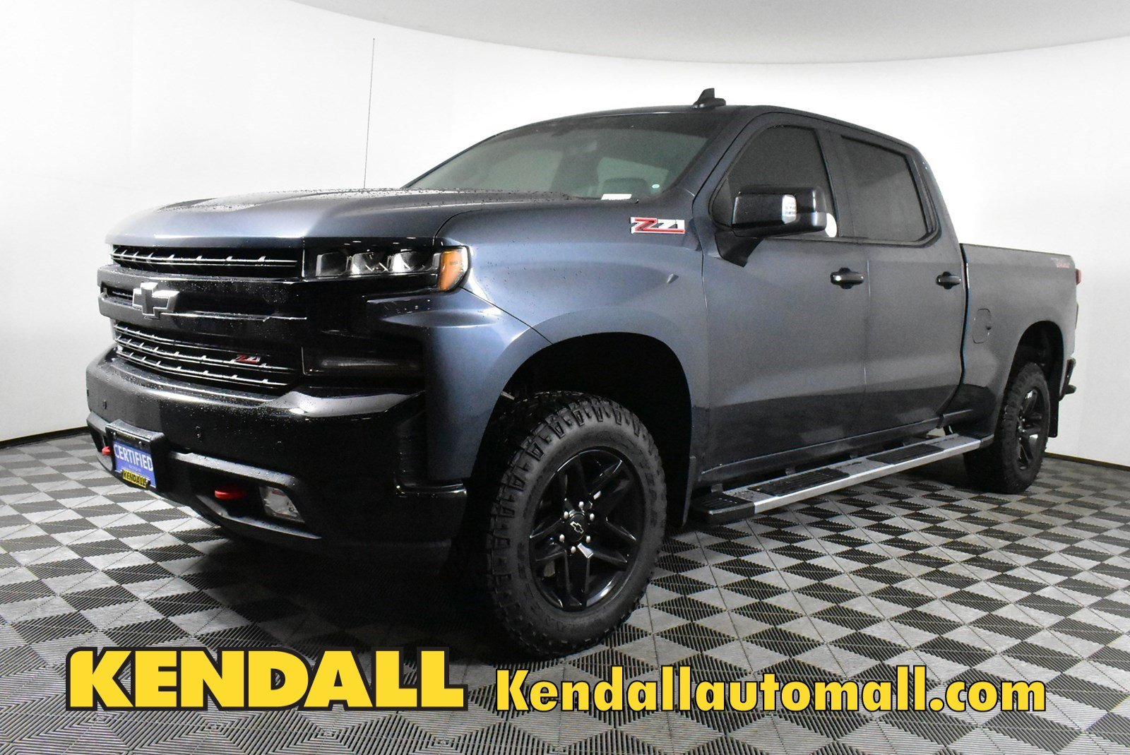 Certified Pre-Owned 2019 Chevrolet Silverado 1500 LT Trail Boss4WD