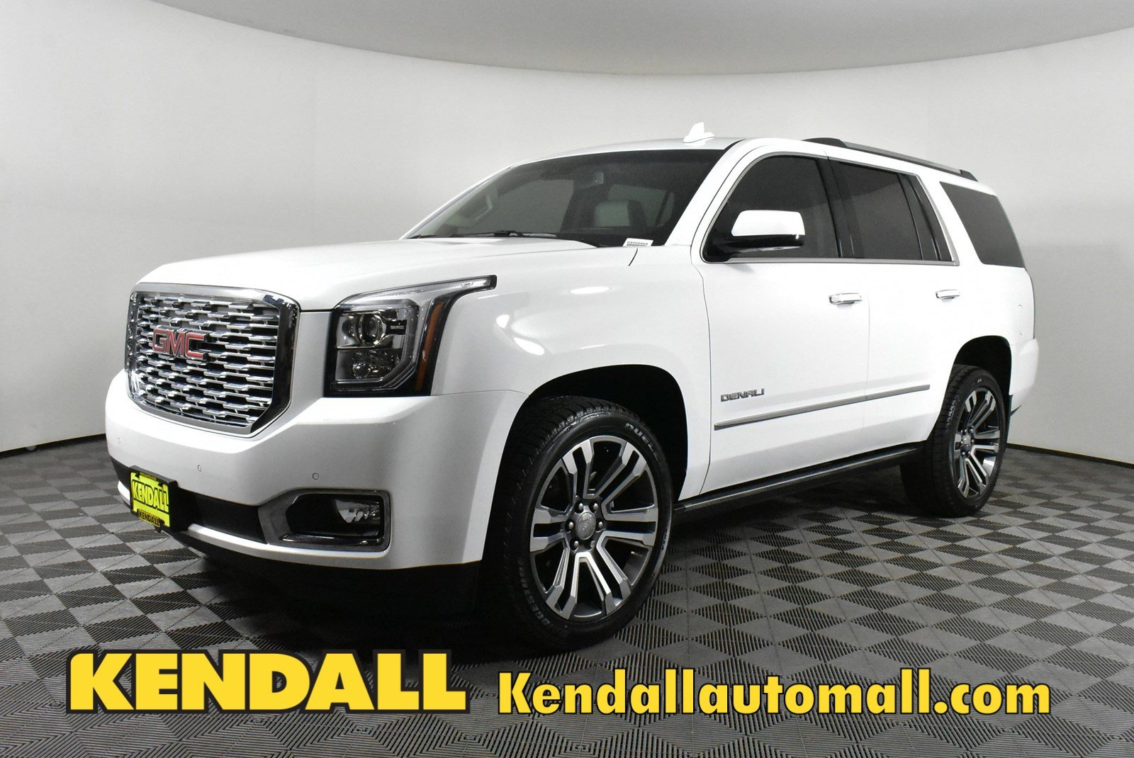 Certified Pre-Owned 2019 GMC Yukon Denali4WD