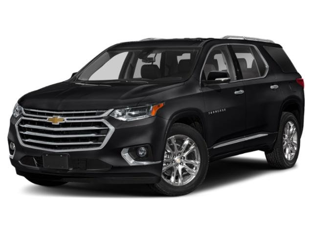 Certified Pre-Owned 2018 Chevrolet Traverse PremierAWD