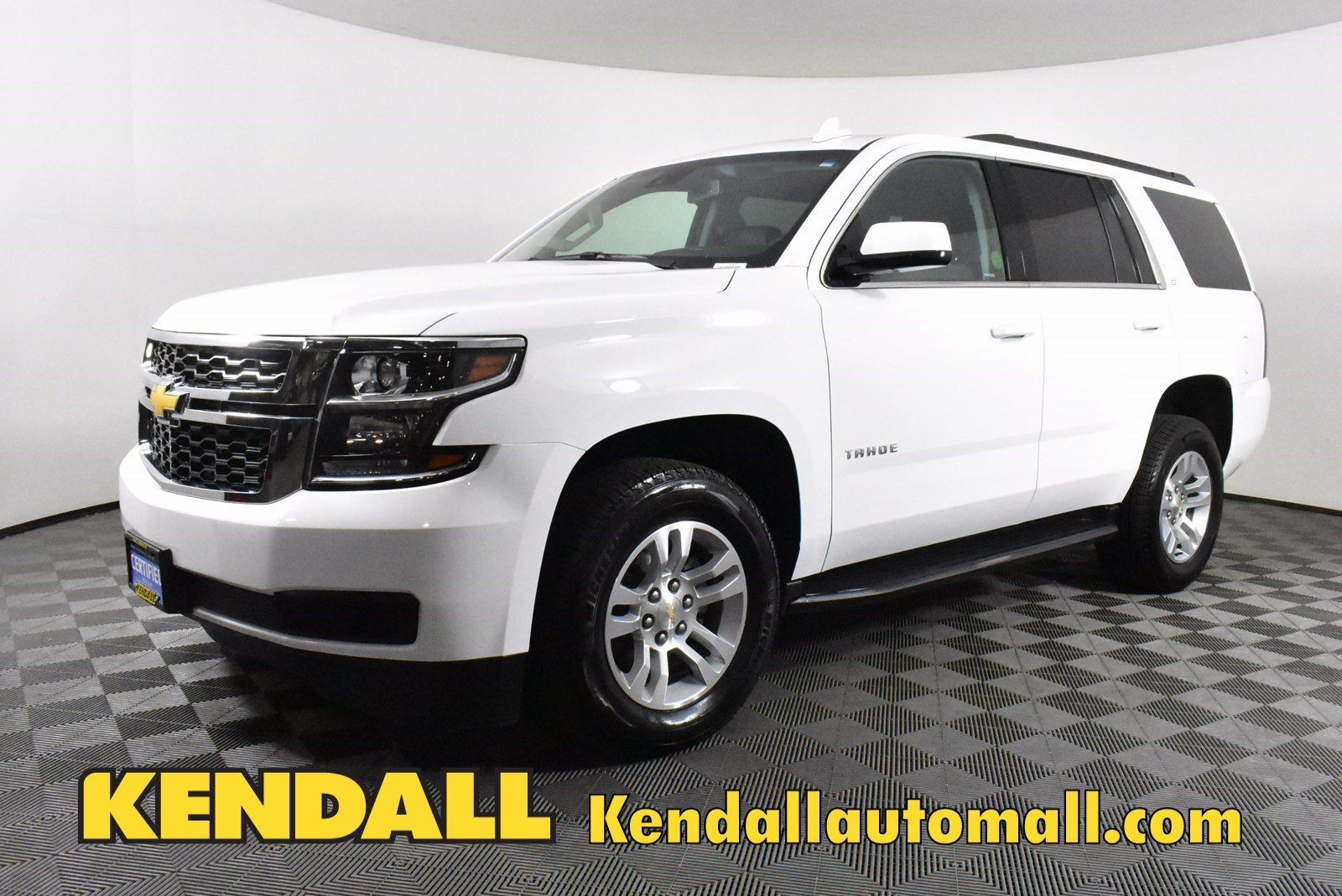 Certified Pre-Owned 2019 Chevrolet Tahoe LT4WD