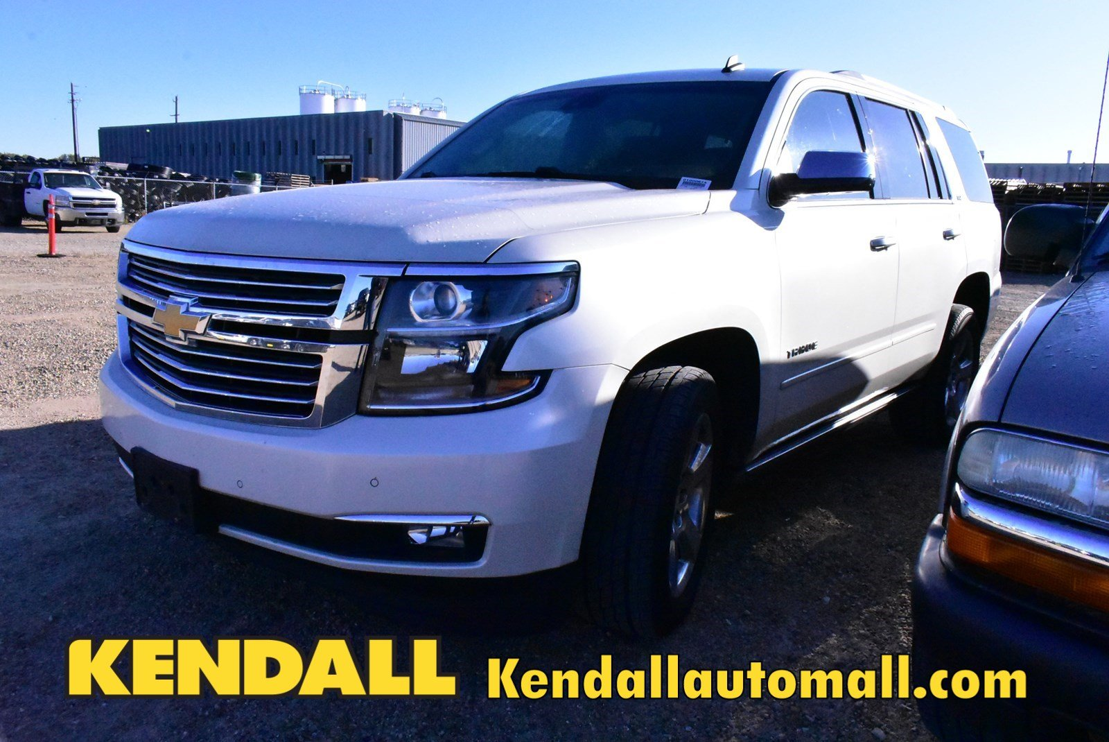 Pre-Owned 2015 Chevrolet Tahoe LTZ4WD