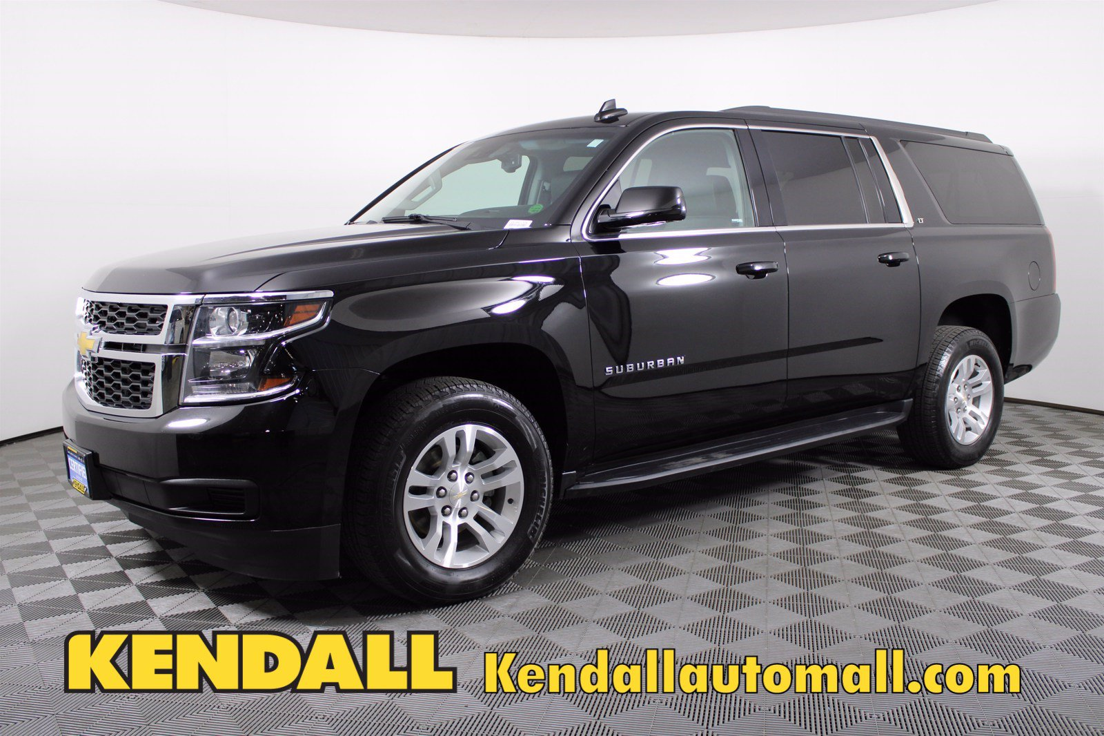 Certified Pre-Owned 2019 Chevrolet Suburban LT4WD