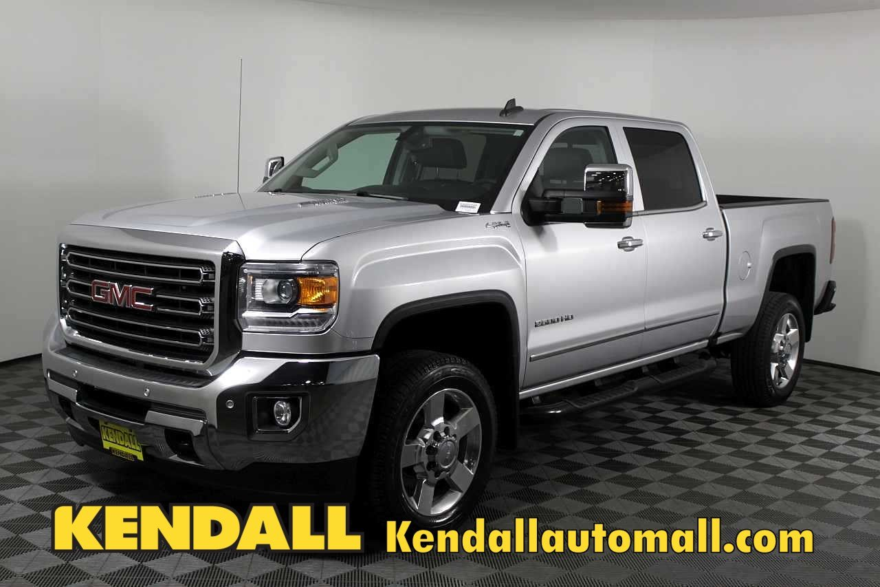 Certified Pre-Owned 2016 GMC Sierra 2500HD SLT4WD