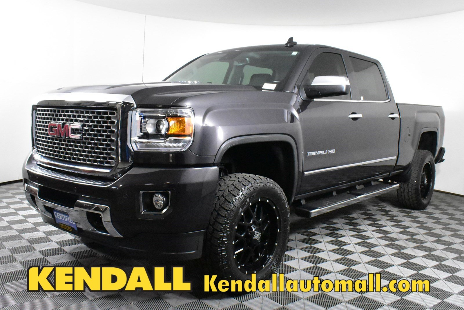 Certified Pre-Owned 2016 GMC Sierra 2500HD Denali4WD