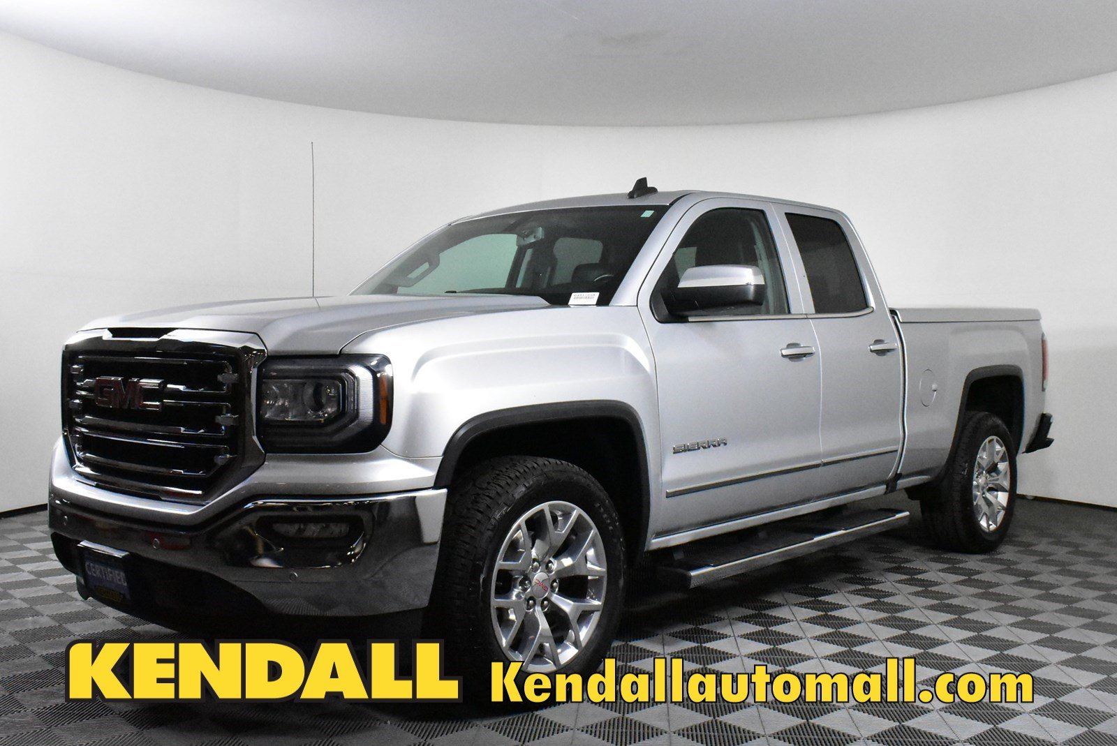 Certified Pre-Owned 2016 GMC Sierra 1500 SLTRWD