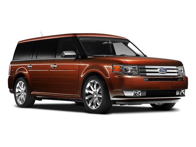 Pre-Owned 2009 Ford Flex SEL