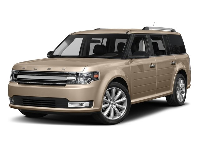 Certified Pre-Owned 2017 Ford Flex Limited EcoBoost