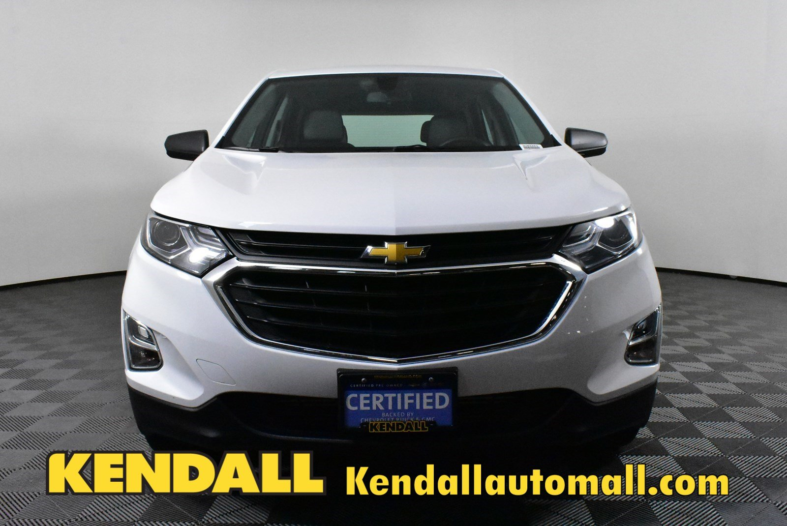 Certified Pre-Owned 2018 Chevrolet Equinox LS