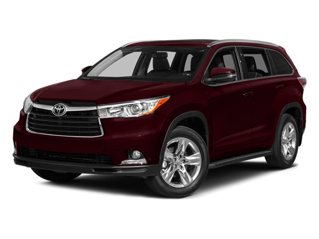 Pre-Owned 2014 Toyota Highlander XLE
