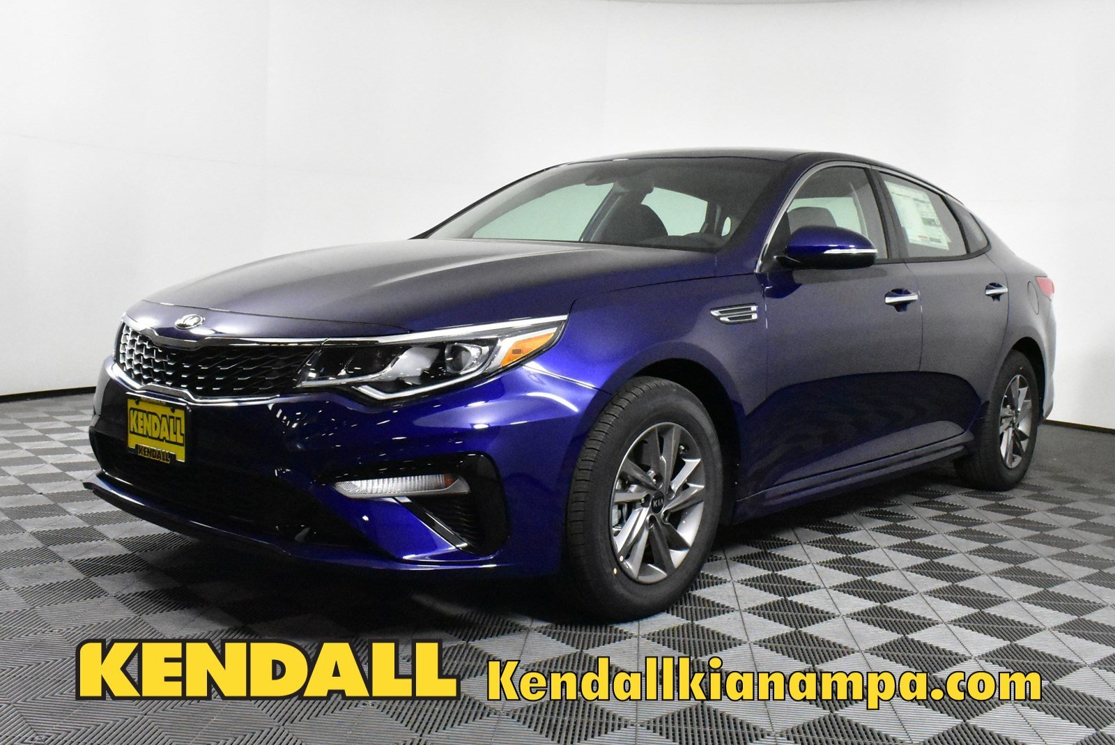 Lease a New 2020 KIA Optima LX