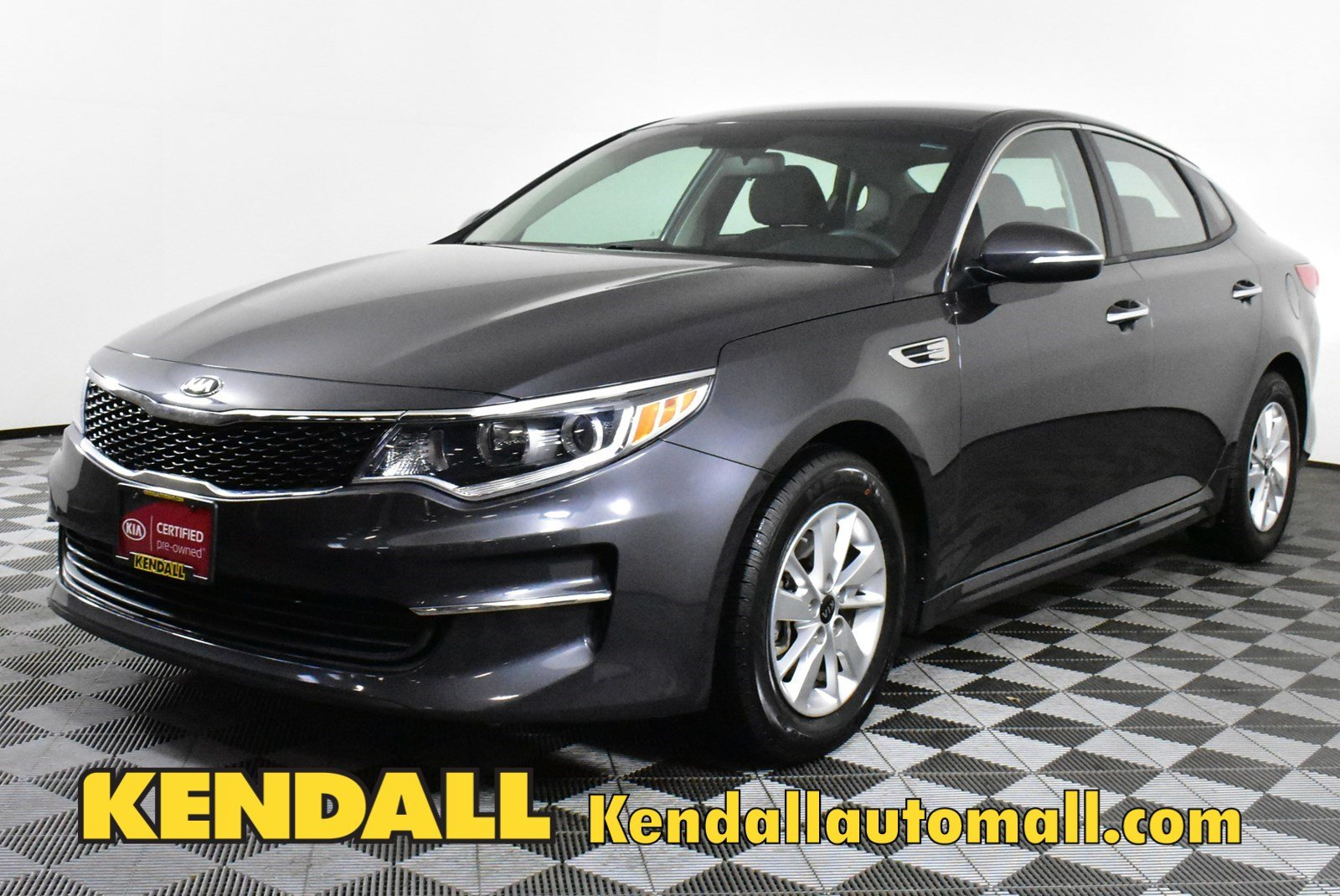 Certified Pre Owned 2017 Kia Optima Lx