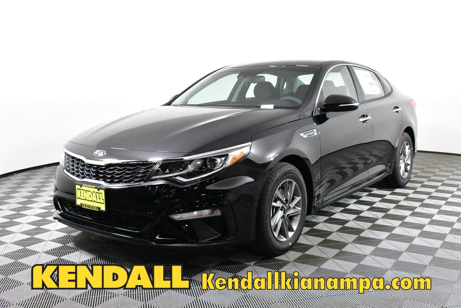 Lease a New 2019 KIA Optima LX