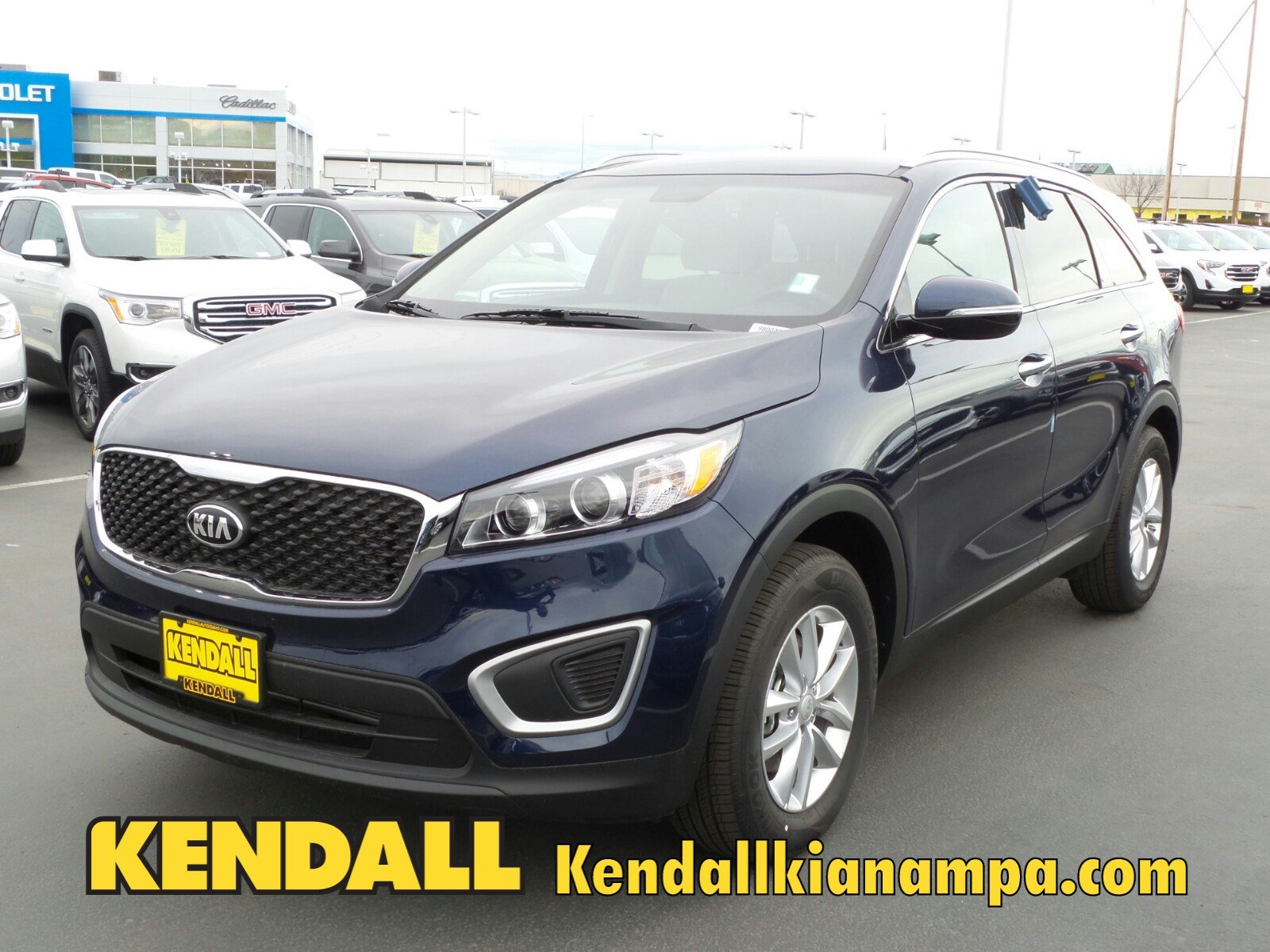 Lease a New 2018 KIA Sorento LX FWD
