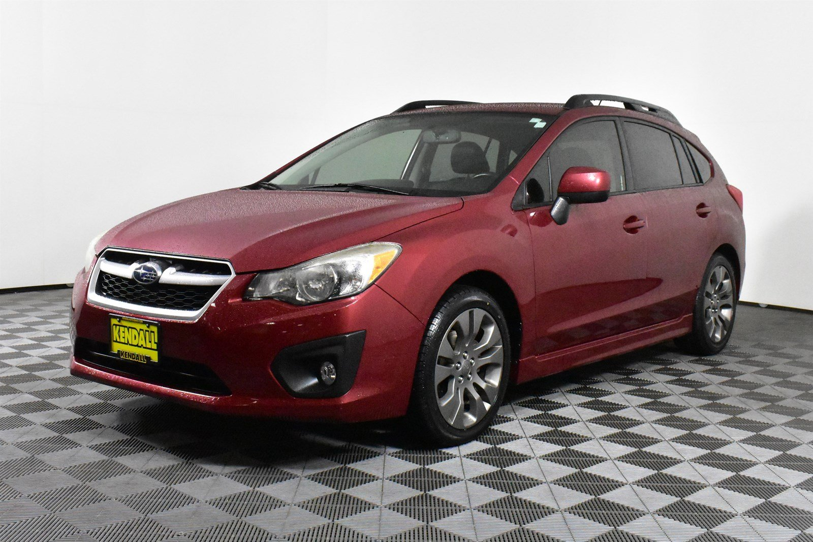 Pre-Owned 2013 Subaru Impreza Wagon 2.0i Sport Limited