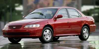 Pre-Owned 2002 Honda Accord Sdn
