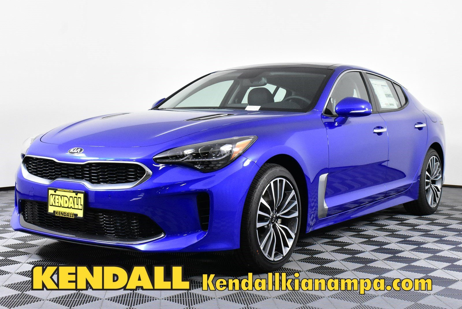 Lease a New 2018 KIA Stinger Premium AWD