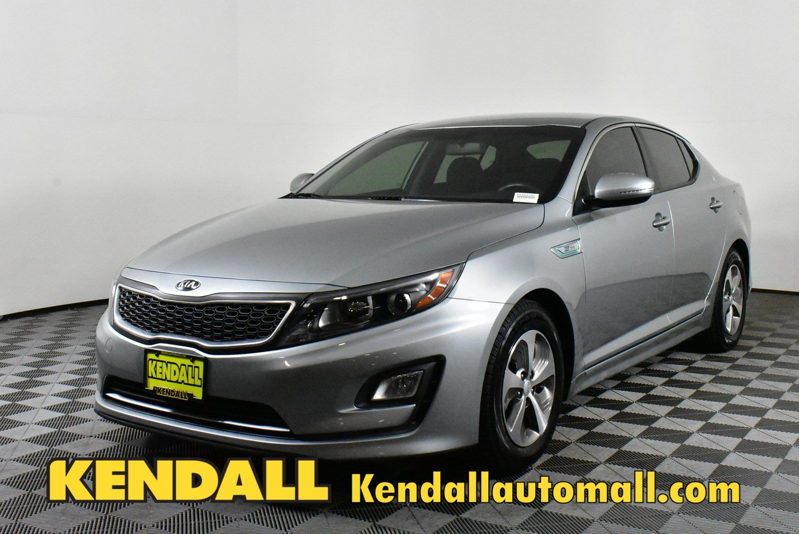 Pre-Owned 2014 Kia Optima Hybrid LX