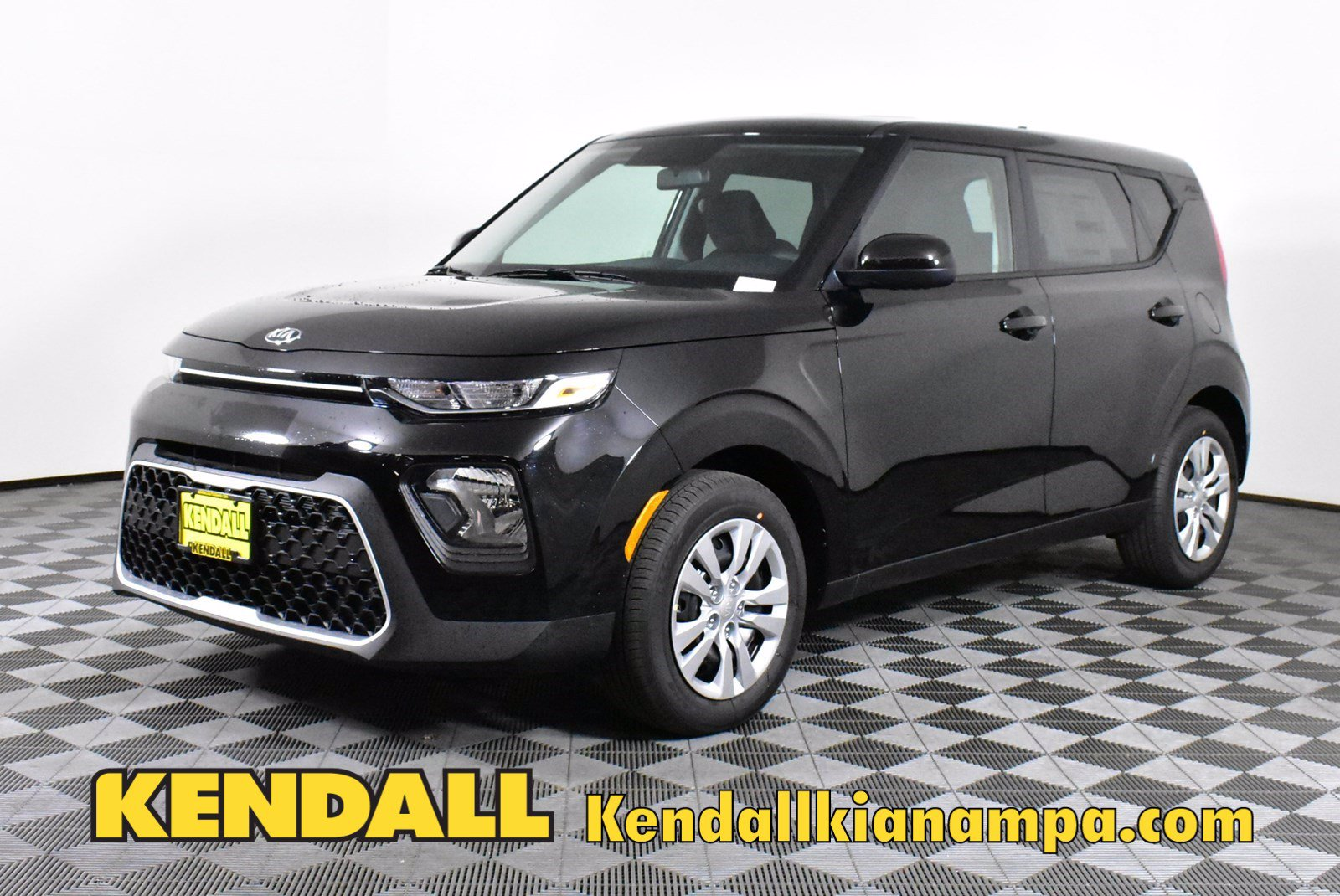 Lease a New 2020 KIA Soul LX Automatic