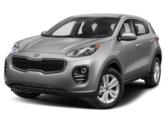 Certified Pre-Owned 2018 Kia Sportage LXAWD