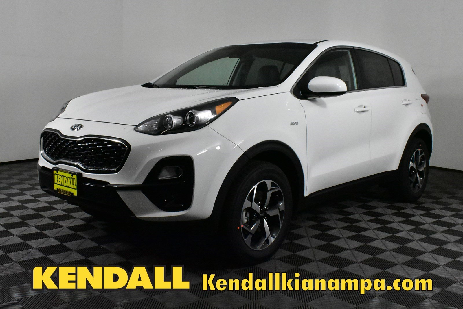 Lease a New 2020 KIA Sportage LX AWD