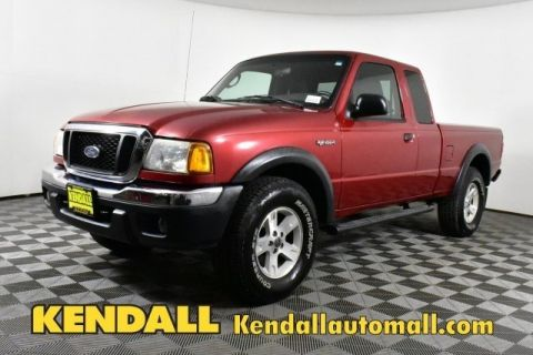 Pre-Owned 2005 Ford Ranger Edge