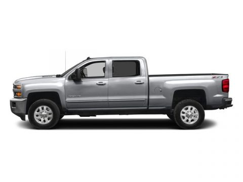 Certified Pre-Owned 2016 Chevrolet Silverado 2500HD LTZ4WD
