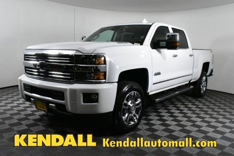 Certified Pre-Owned 2016 Chevrolet Silverado 2500HD High Country4WD