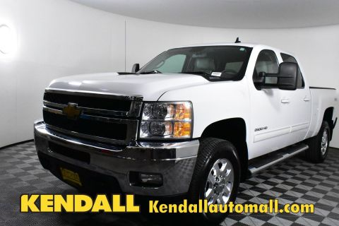 Pre-Owned 2014 Chevrolet Silverado 2500HD LTZ4WD