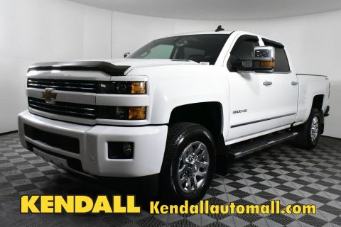 Pre-Owned 2016 Chevrolet Silverado 3500HD LTZ4WD