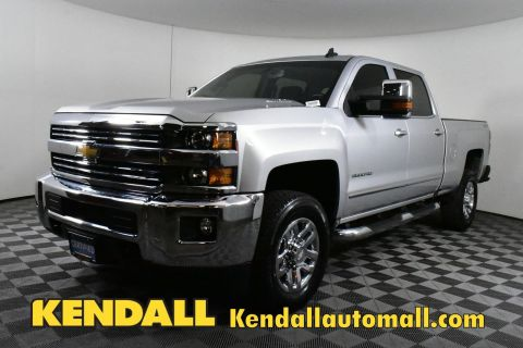 Certified Pre-Owned 2016 Chevrolet Silverado 3500HD LTZ4WD