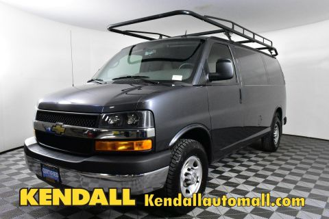 Certified Pre-Owned 2015 Chevrolet Express Cargo Van 2500 RWD 135