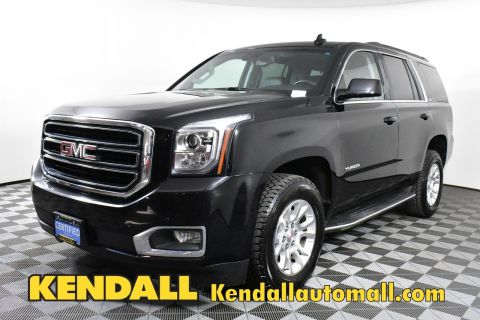 Certified Pre-Owned 2017 GMC Yukon SLT4WD