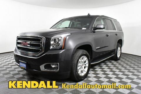 Certified Pre-Owned 2018 GMC Yukon SLT4WD