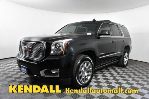 Certified Pre-Owned 2017 GMC Yukon Denali4WD