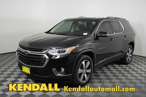 Certified Pre-Owned 2019 Chevrolet Traverse LT LeatherAWD