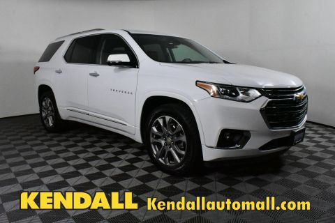 Certified Pre-Owned 2019 Chevrolet Traverse PremierAWD