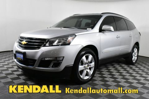 Certified Pre-Owned 2016 Chevrolet Traverse LTAWD