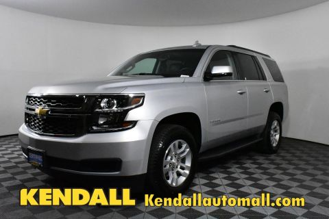 Certified Pre-Owned 2018 Chevrolet Tahoe LT4WD