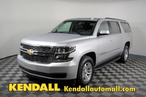 Certified Pre-Owned 2018 Chevrolet Suburban LT4WD