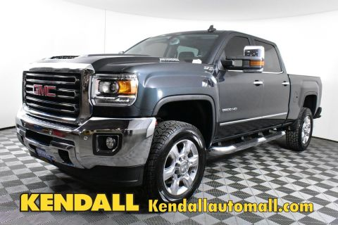 Certified Pre-Owned 2017 GMC Sierra 2500HD SLT4WD