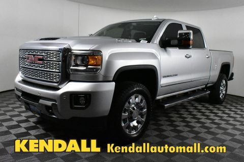 Certified Pre-Owned 2018 GMC Sierra 2500HD Denali4WD